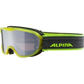 Alpina Pheos MM Goggles Children yellow